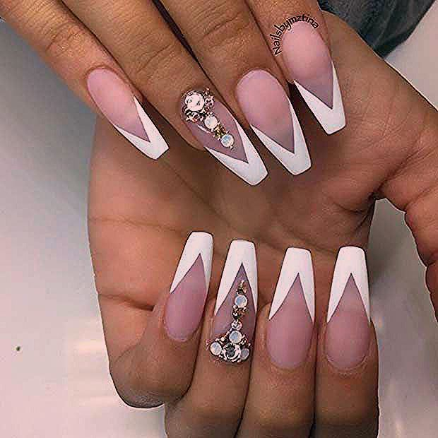 Photo of 31 Trendy Nail Art Ideas for Coffin Nails   StayGlam