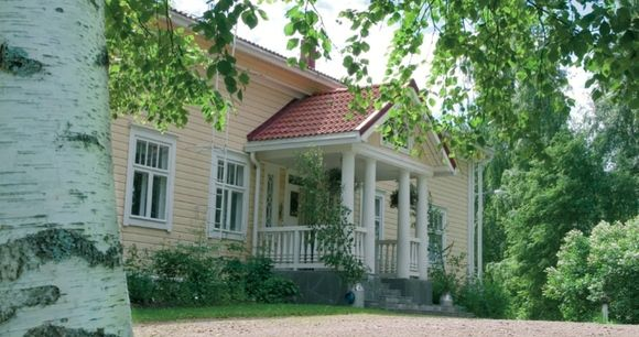 Kaukalinna, Kerimäki