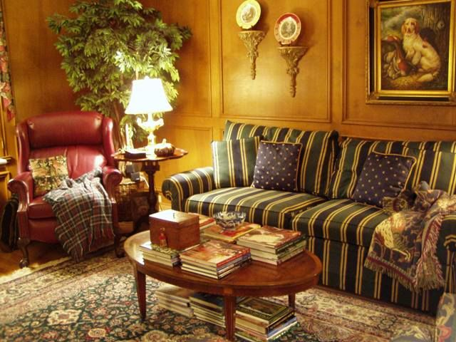 fascinating english style living room design | Decorating English Country Style | イギリスのカントリー | カントリー、イギリス ...