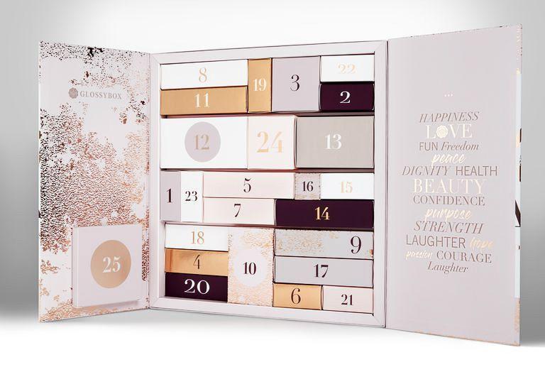 A beauty advent calendar for every budget beauty advent