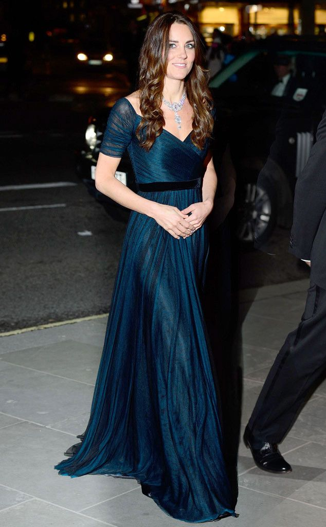 Aristocratic Style From Kate Middleton S Mommy E Online