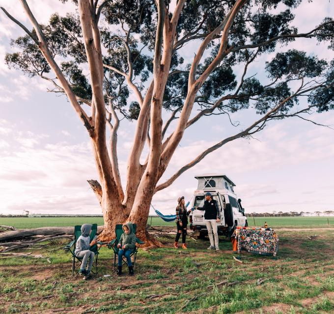 Best free camping spots in the Wheatbelt Australias