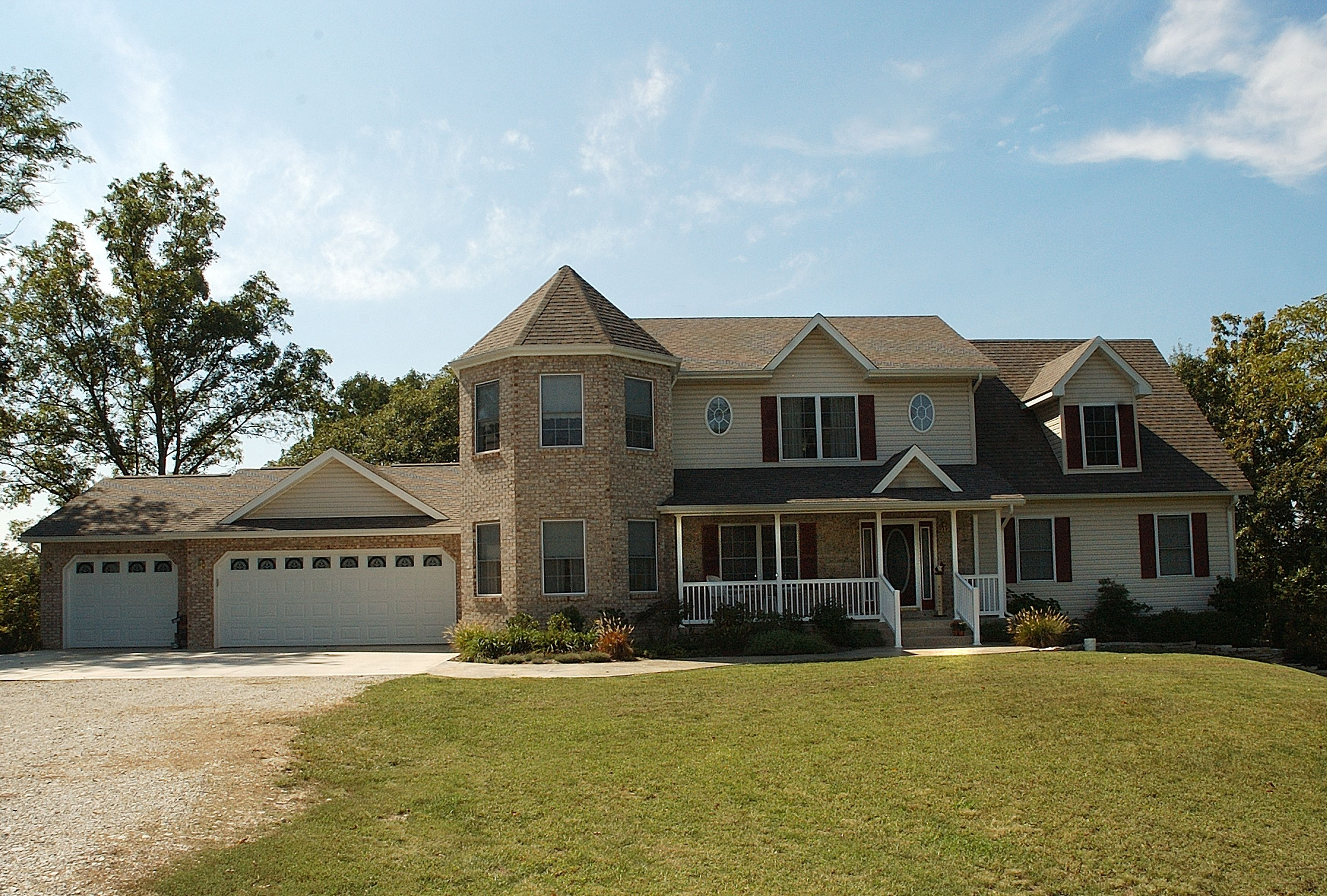 Two story modular home done by the pine ridge homes team - Modular home vs stick built ...
