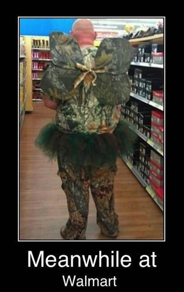70 pics of things you would find at walmart....
