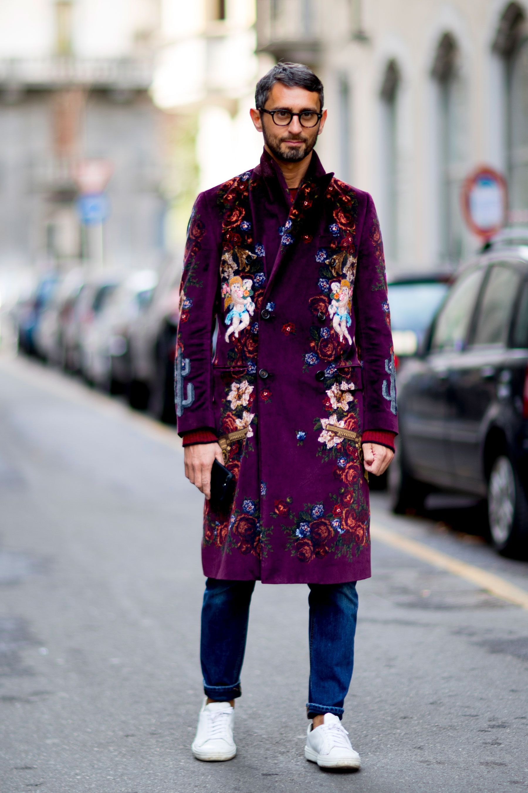 Milan Men 39 S Fashion Week Street Style Day 1 Fall 2017 Style Pinterest Milan Street Styles