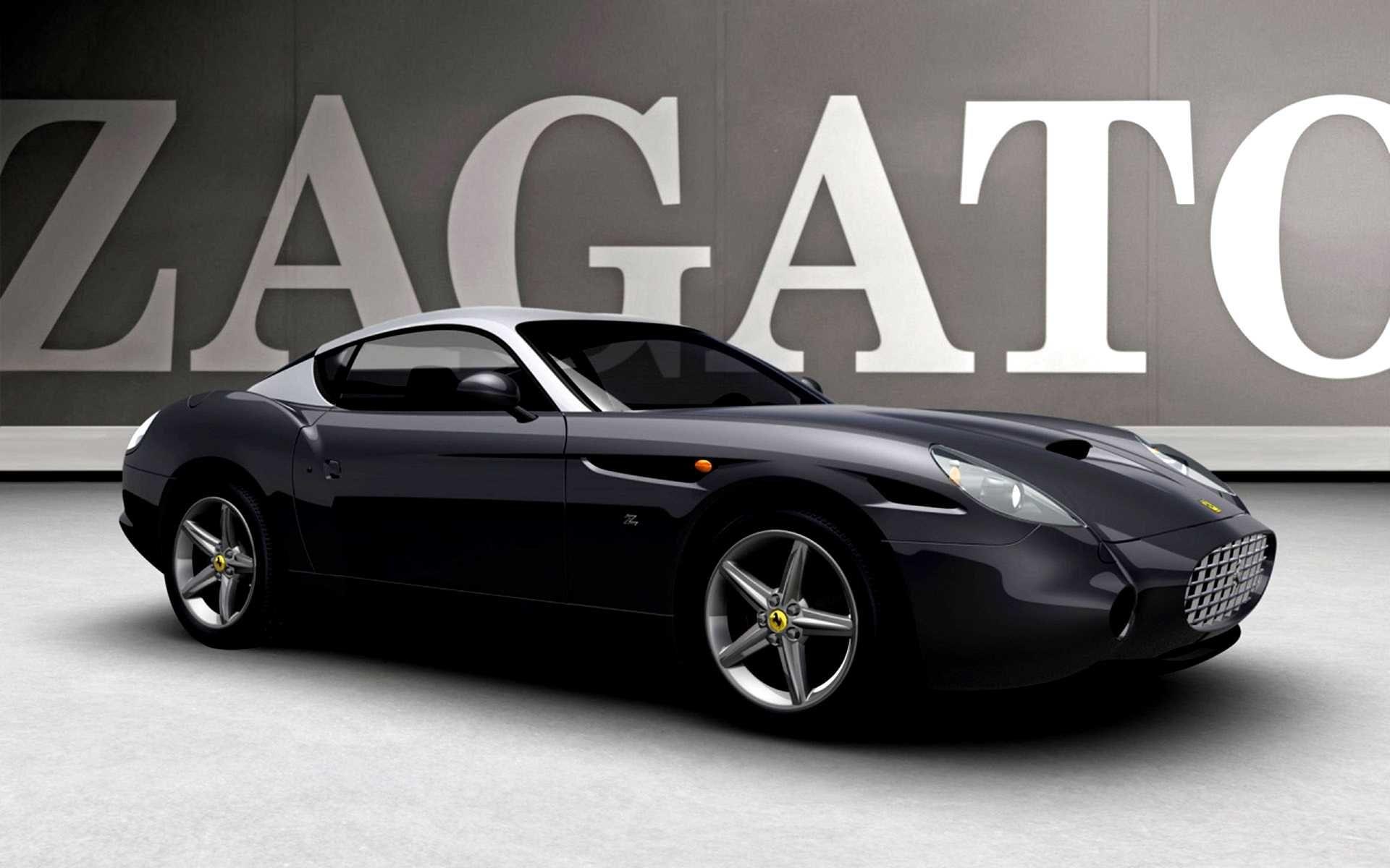 Ferrari Z Car Hd Wallpaper