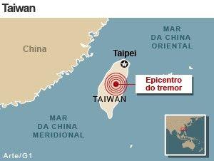 Forte terremoto deixa 1 morto e mais de 80 feridos em Taiwan   Tremor de magnitude 6 afetou o funcionamento do metrô na capital, Taipei. Câmeras de emissora de TV registraram o momento do abalo. http://mmanchete.blogspot.com.br/2013/03/forte-terremoto-deixa-1-morto-e-mais-de.html#.UVMsEJM3uHg