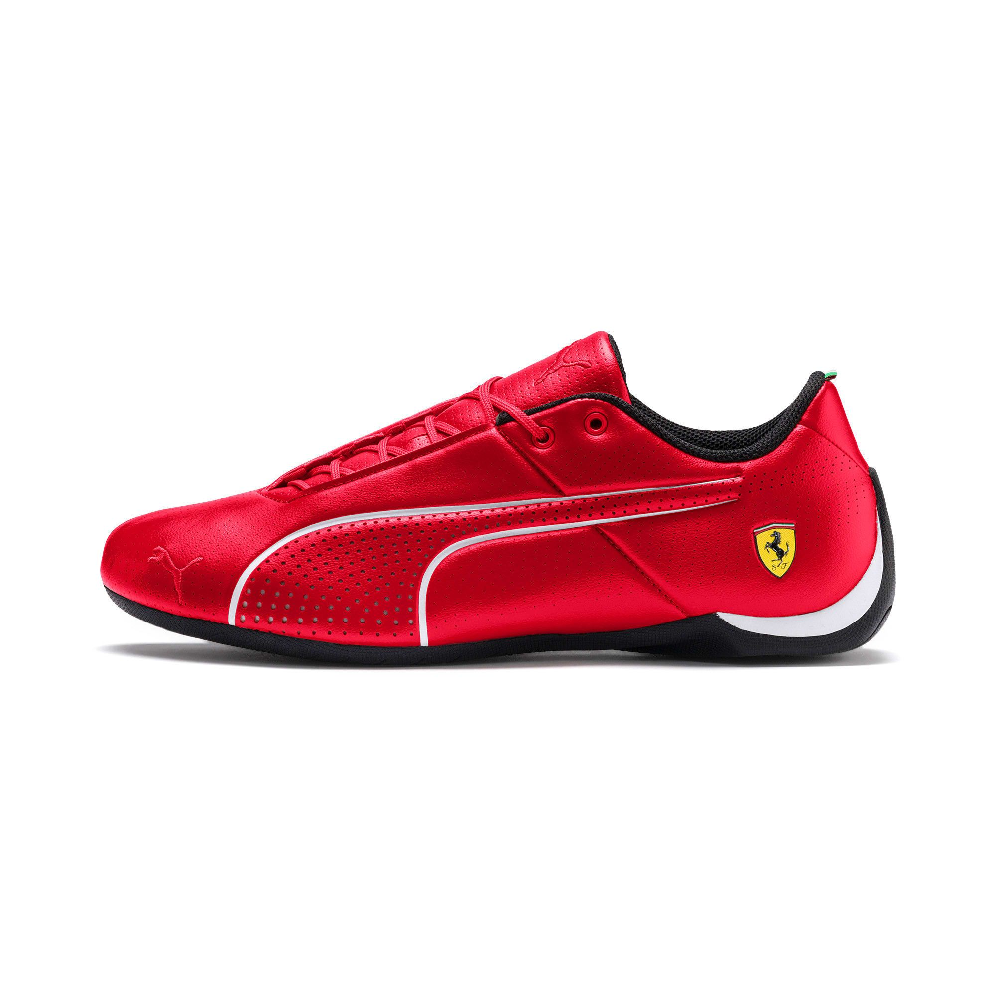 PUMA Ferrari Future Cat Ultra Trainers in Red size 10.5 #newferrari