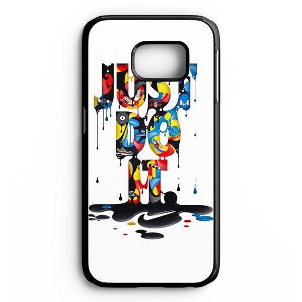 Nike Just Do It Art Samsung Galaxy S6 Edge Plus Case