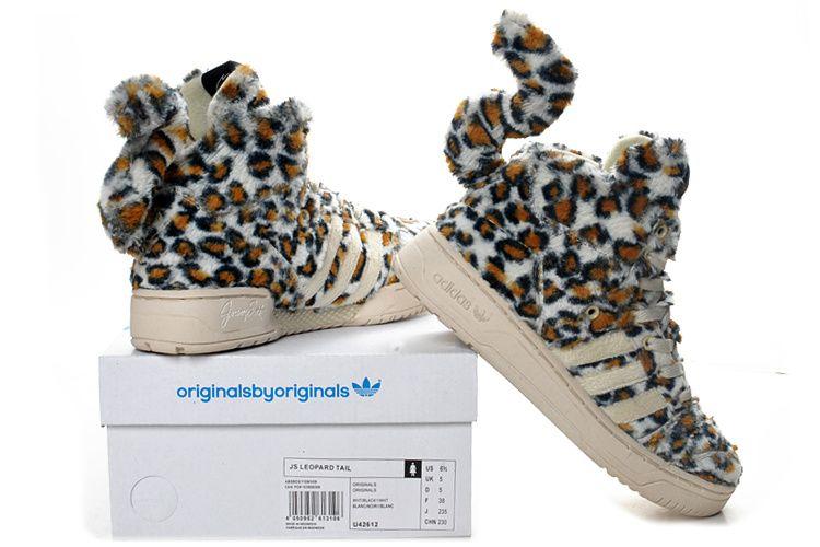 adidas jeremy scott leopard tail