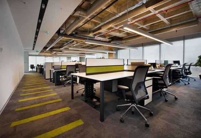 Cigna Finance Offices Istanbul Office Snapshots Corporate Office Design Office Interior Design Office Design