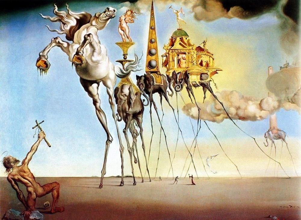 Salvador Dalí | Dali City, Salvador dali and Salvador