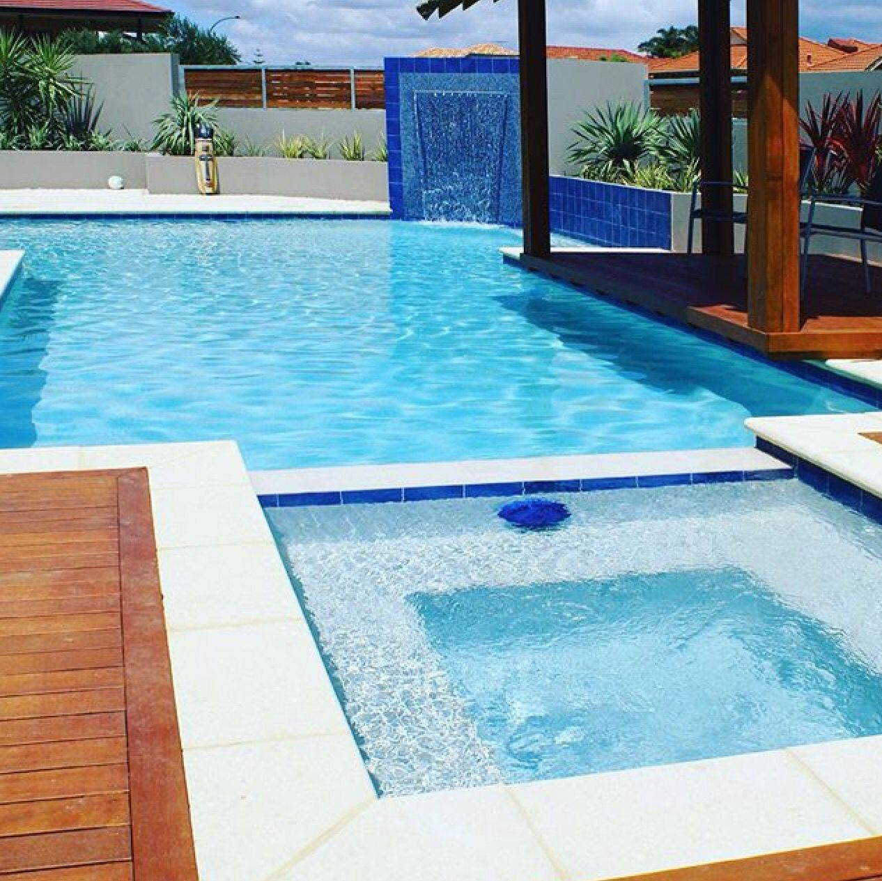 Swimming Pools, Porches, Patios, Facades, Housing