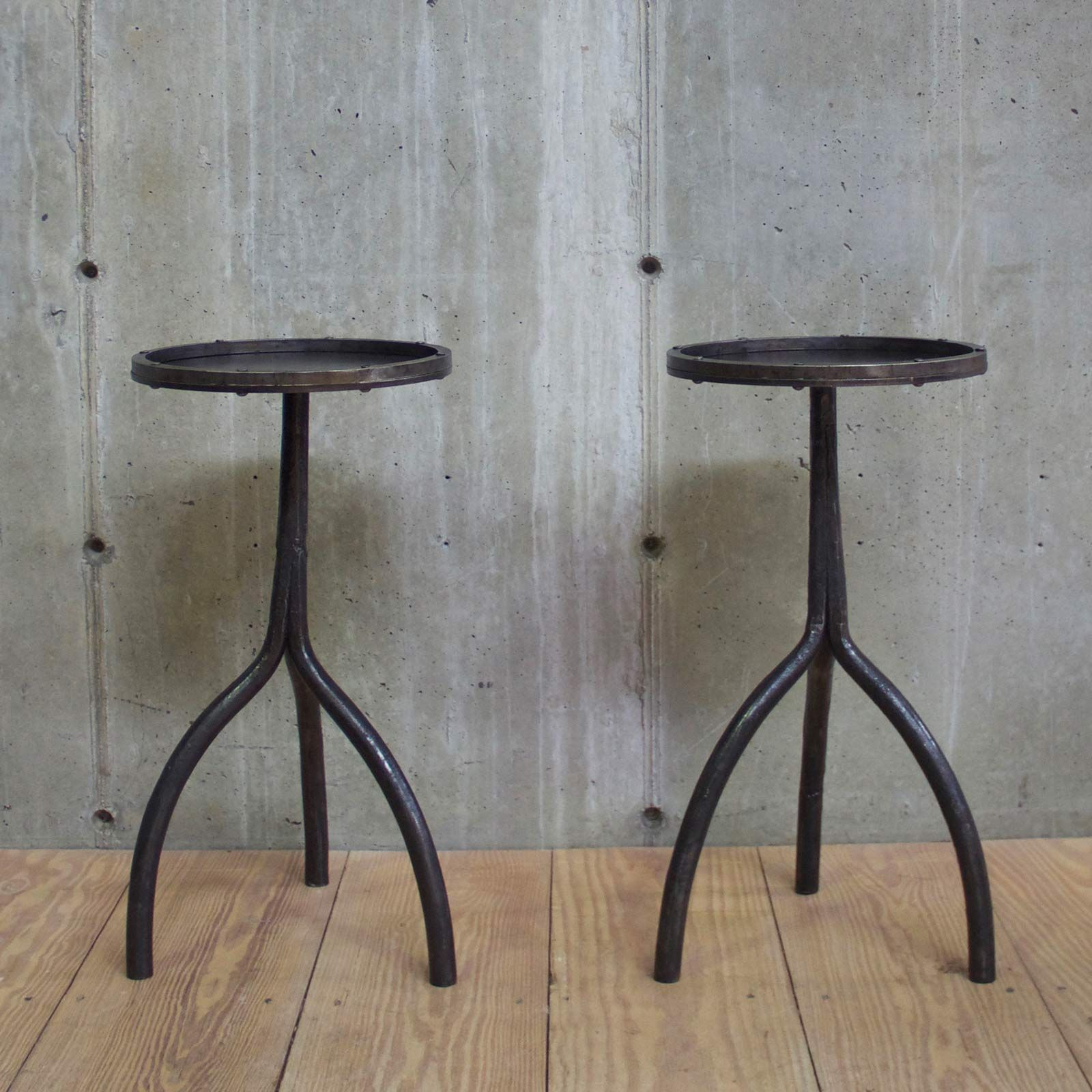 23 Drink Tables With Round Tops Each Drink Table Table Side Table
