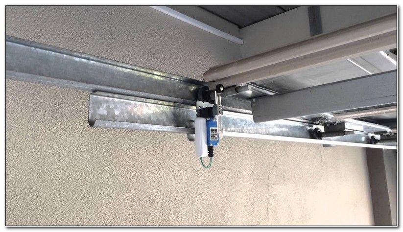 Z Wave Garage Door Sensor Garage Door Sensor Garage Doors Garage Door Opener