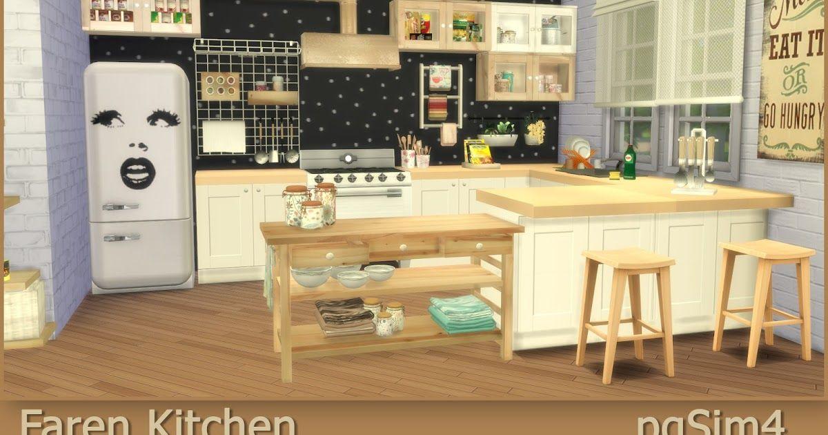 Blog Sobre Los Sims 4 Donde Encontrar Cc Custom Content Contenido Personalizado De Todo Tipo Para Descargar Ropa Lots Objects Dec Casa Sims Sims Sims 4