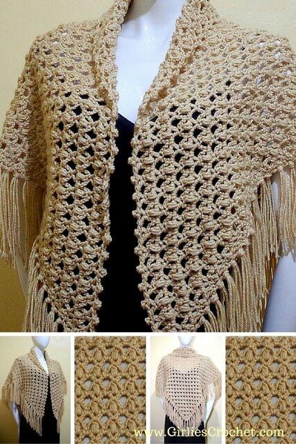 Rosary Prayer Shawl | Rosary prayer, Prayer shawl and Free crochet