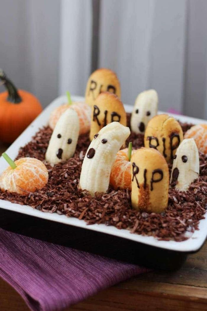 1001 + recettes effrayantes pour un repas d'halloween monstrueusement gourmand | Dessert ...