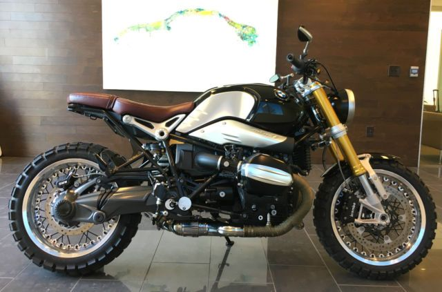 2014 Bmw R9t R Nine T Scrambler High End Rizoma Akrapovic Kineo