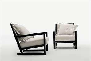 Armchair Clio Maxalto Design Of Antonio Citterio Muebles Para Pc Diseno De Muebles Muebles Innovadores