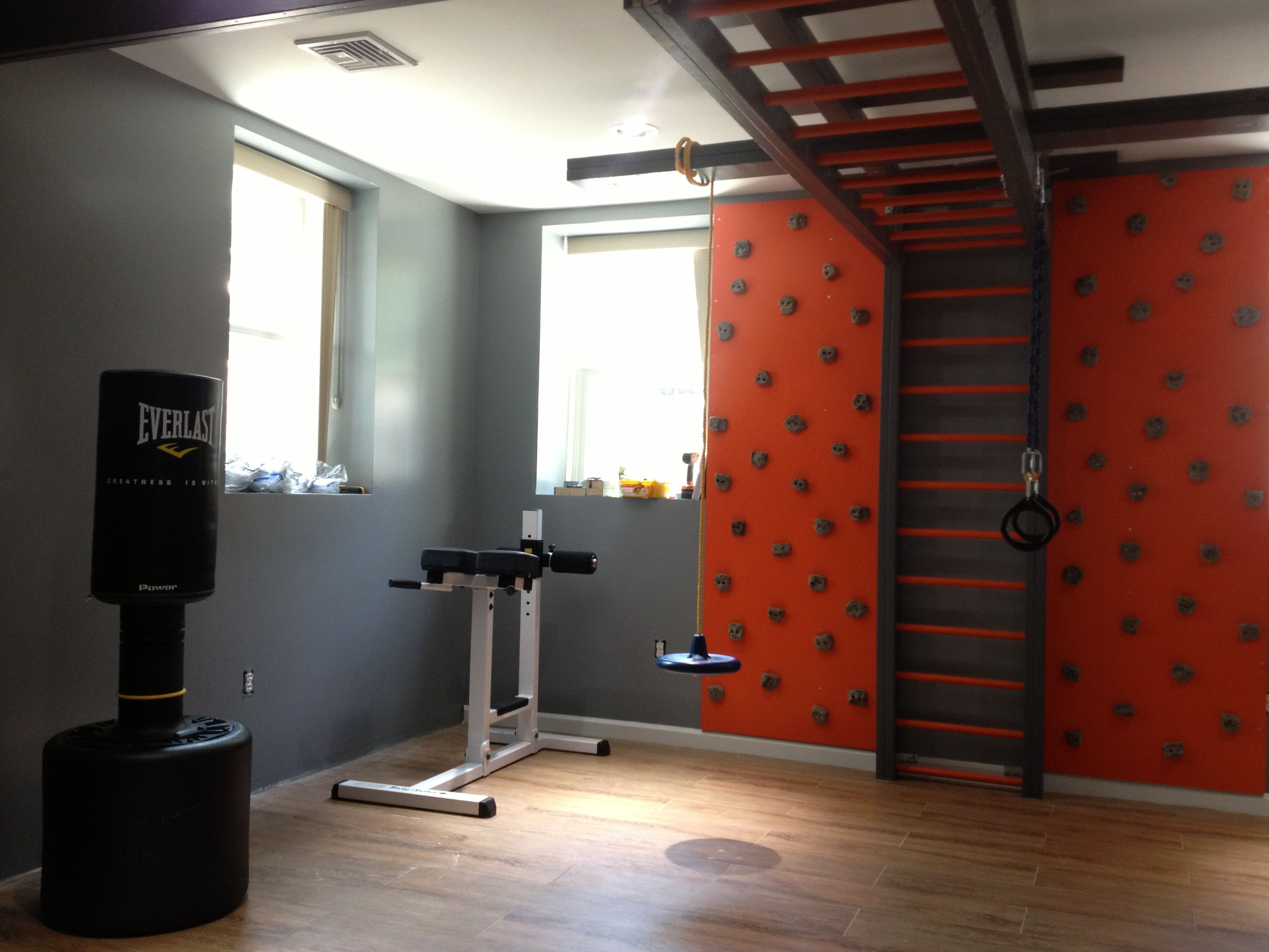 At Home Gym Ideas