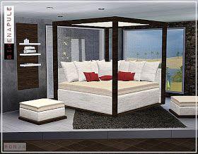 My Sims 3 Blog Darlingtonia Bedroom Sets By Simena