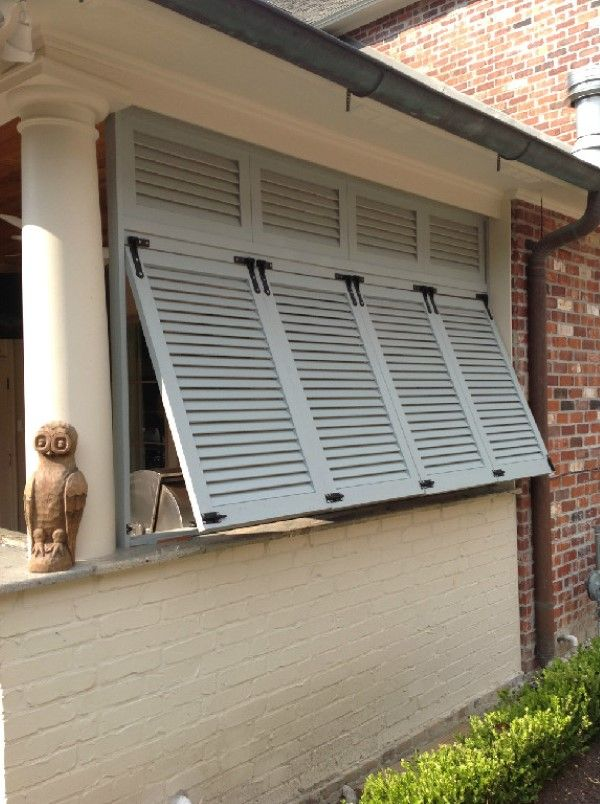 Storm Shutters Are A Great Way To Protect Your Baton Rouge