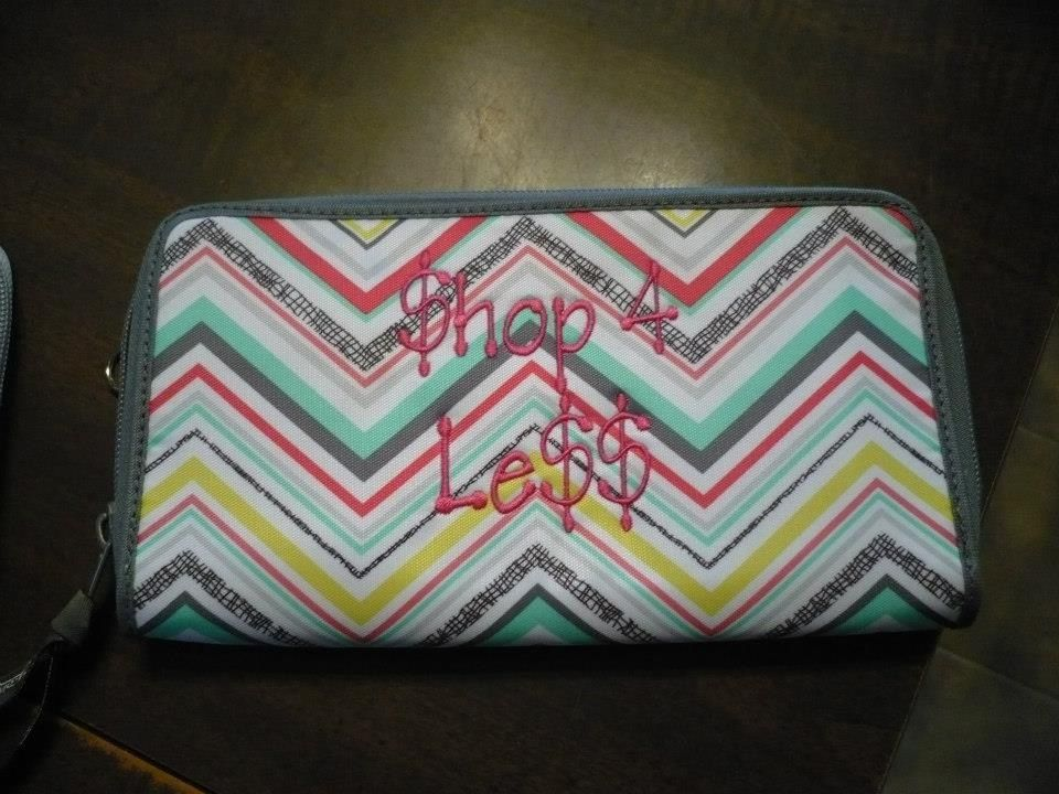 thirty one coupon clutch reviews