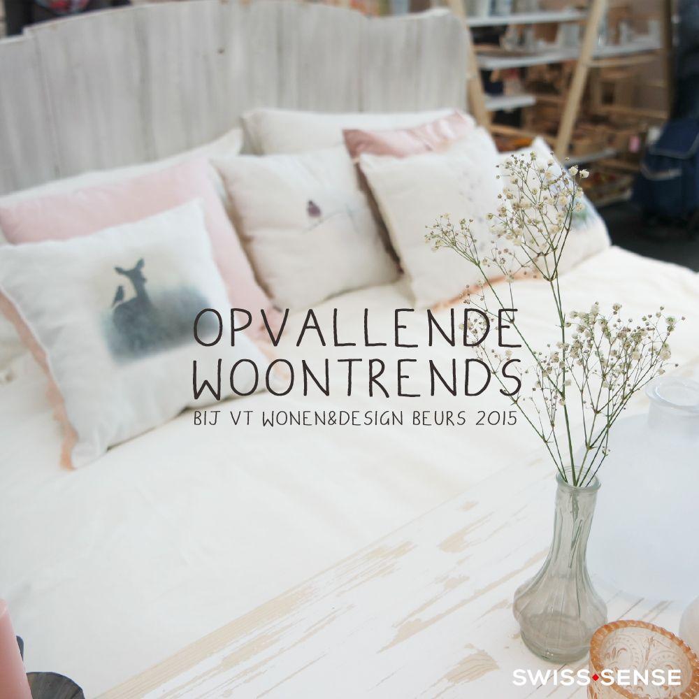 Opvallende woontrends bij vt wonen&design beurs 2015 | SwissSense.nl