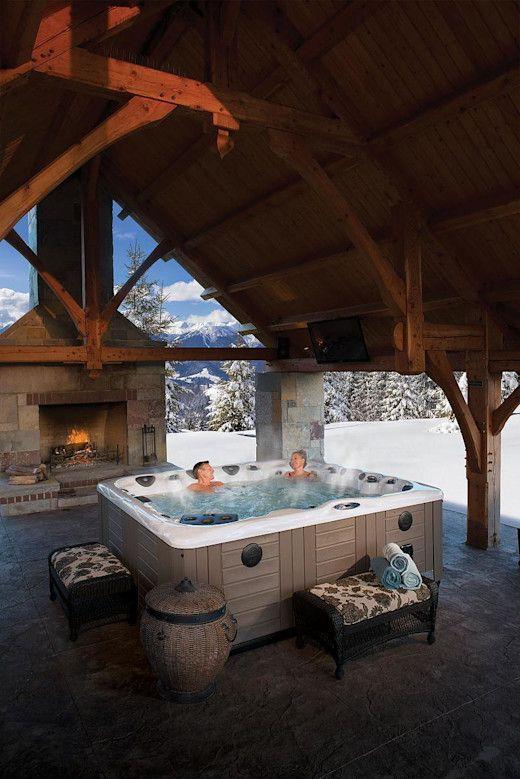 Photo of 10 spektakulære ideer for en terrasse med boblebad