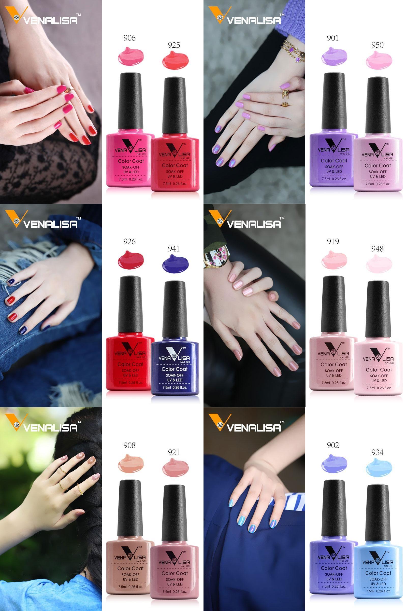Visit To Buy Canni Gel Nail Varnish 2pcs Per Set Diy Tips Nail Art