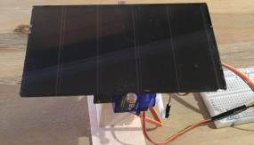 Arduino Solar Tracker Get More From Your Solar Panels The Diy Life Solar Tracker Solar Panel Installation Solar Energy Panels