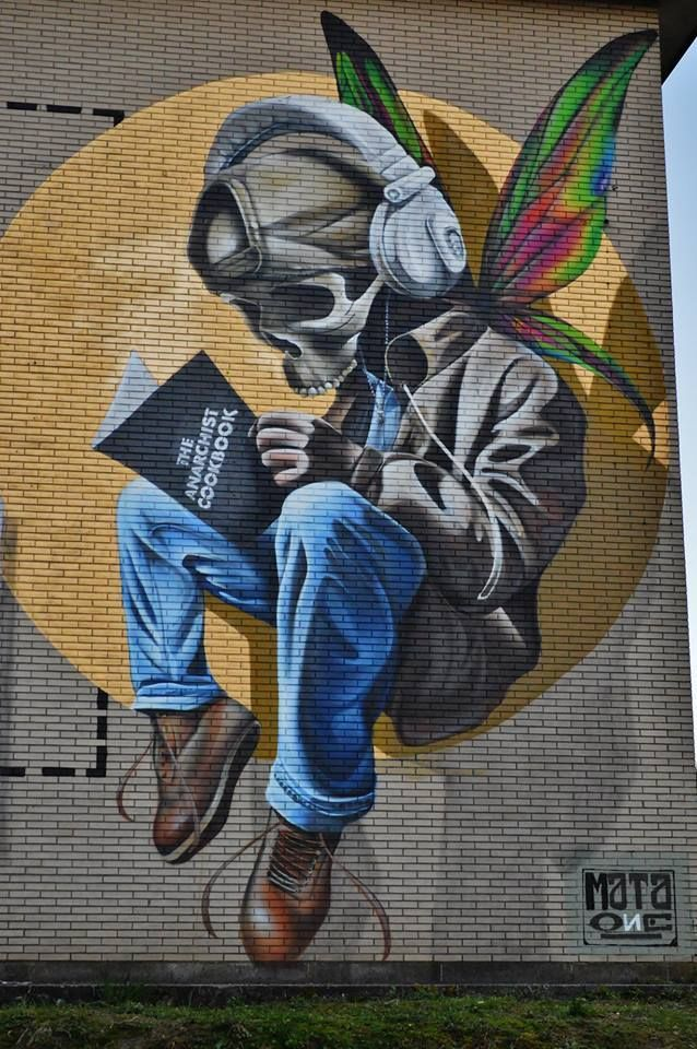 Artist Mataone