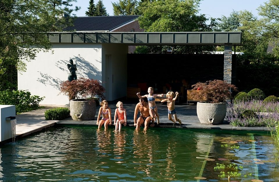 Landschaftsgestaltung  BIOTOP Landschaftsgestaltung GmbH: Garden & Terrace - ArchiExpo ...