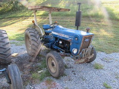 Ford 3600 Diesel Farm Tractor Pinterest - Equipment Bill Of Sale