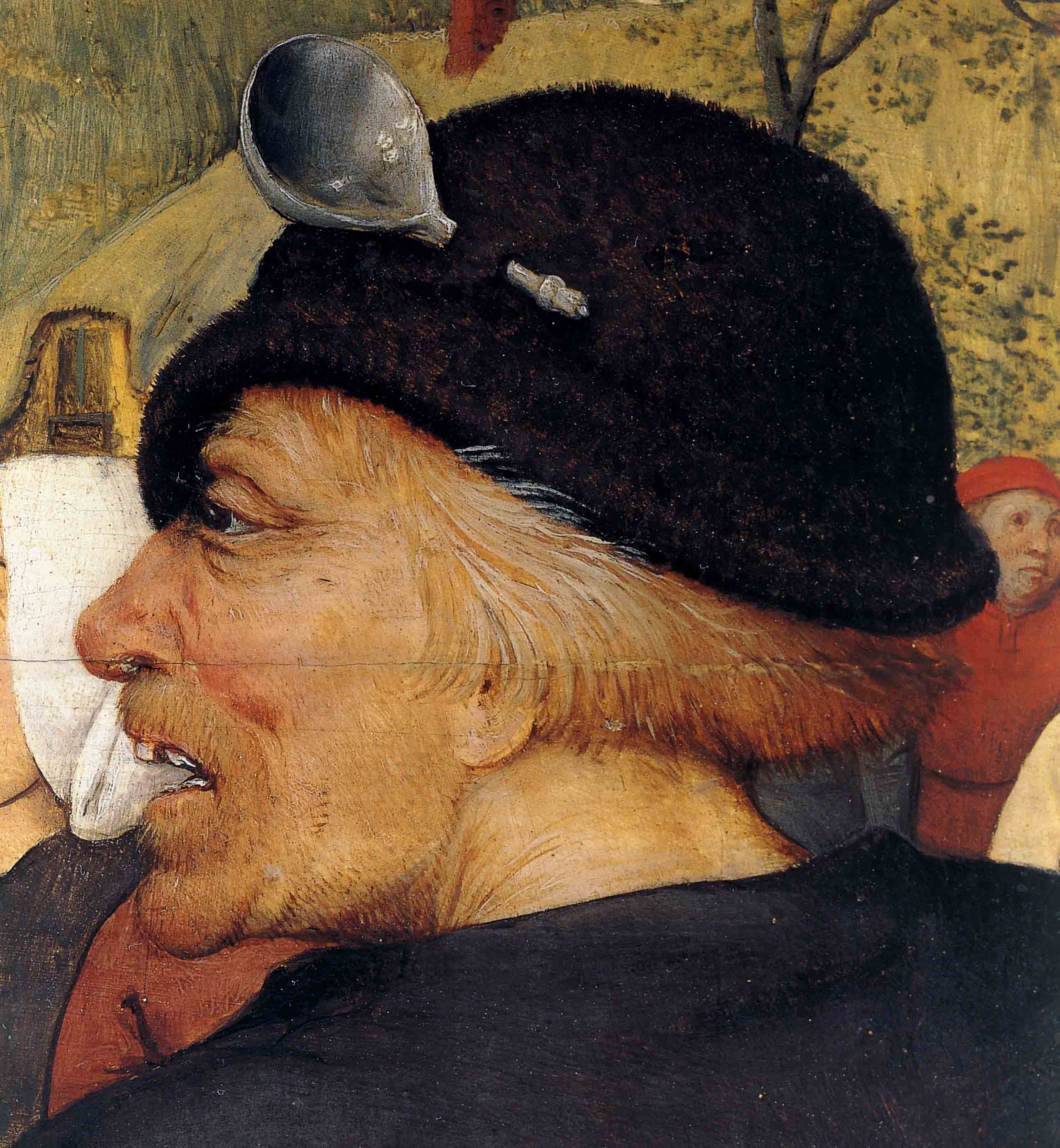The Peasant Dance Detail Pieter Bruegel The Elder 1567 Flanders High Renaissance Pieter Bruegel The Elder Pieter Bruegel Art Masters
