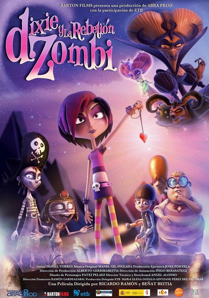Ver Dixie y la rebelion zombi 2014 Online Español Latino y Subtitulada HD - Yaske.