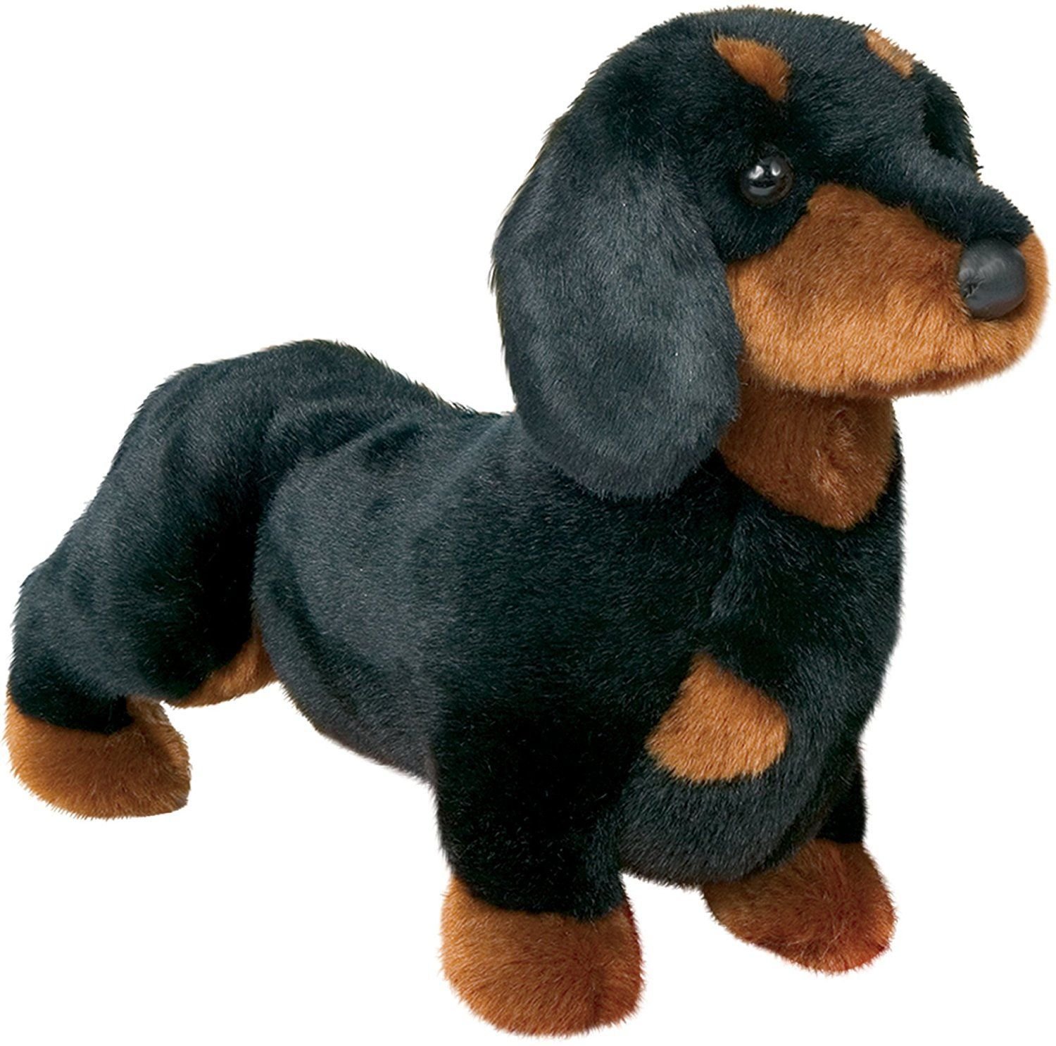 Dachshund Stuffed Toy Doxie Wiener Dog Stuffed Plush Toy Cute