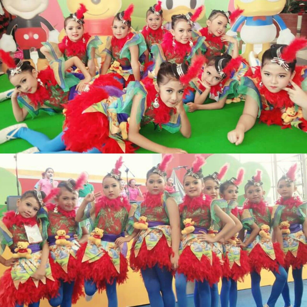 Dance Competition-Modern Dance-Indonesian Kids