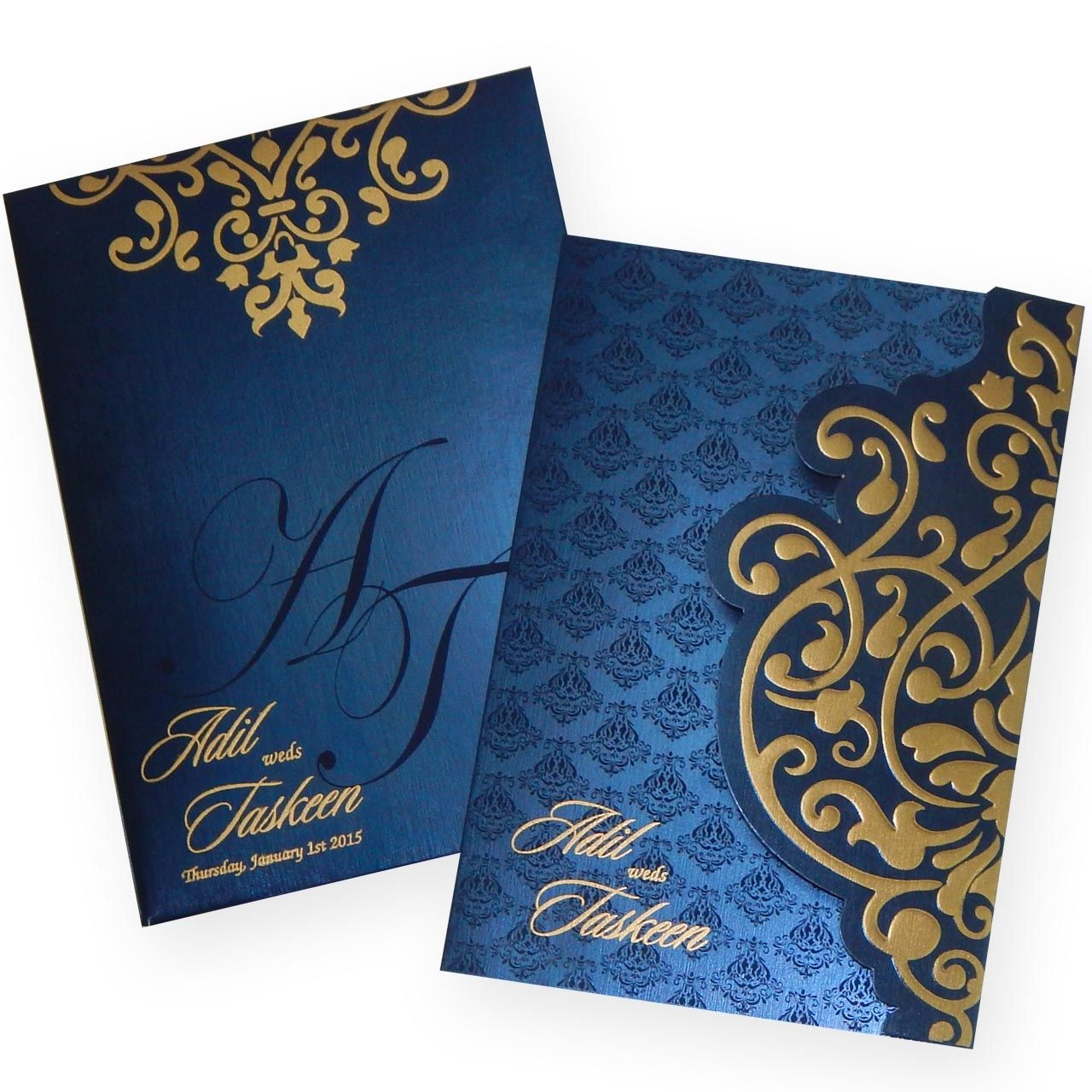 Indian wedding cards indian wedding cards pinterest for Wedding invitation printing in mumbai