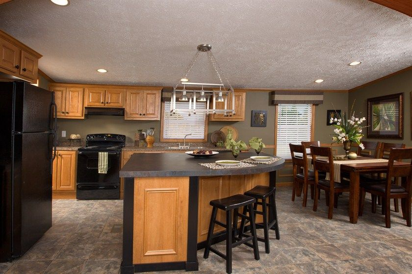 Photos The Rocketeer 3 4603 57roc28523ah Clayton Homes Of Dublin Kitchens Pinterest