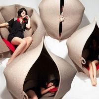 Womb A Space Of Complete Privacy and Comfort