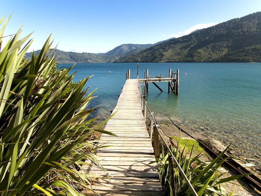Tourist Attractions in Picton, New Zealand (With images