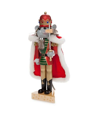 Home Accents� Oh, What Fun! 14-in. Mouse King Nutcracker