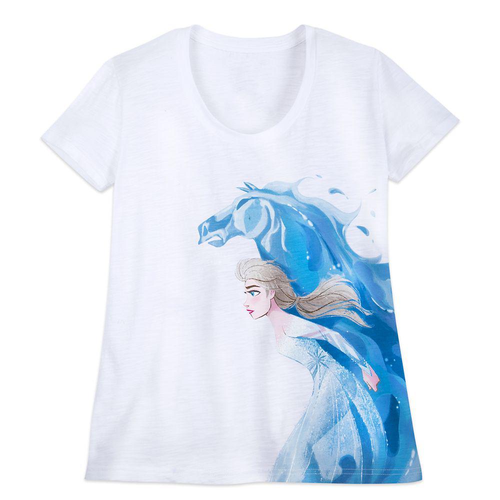 Elsa And Nokk T Shirt For Women Frozen 2 Shopdisney T Shirts For Women Frozen Toys Frozen [ 1000 x 1000 Pixel ]