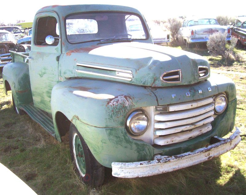 1950 ford pickups for sale | Desert Classics...1950 Ford F-1 1/2 ...