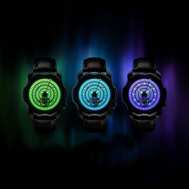 """These watches are not created for everyone. They are exceptional timepieces intended for exceptional people. Now available at @providentjewelry in #florida #naples #westpalmbeach #jupiter #watches #colors  #glowinthedark #glow #cool #ootd #Sarpaneva"" Photo taken by @providentjewelry on Instagram, pinned via the InstaPin iOS App! http://www.instapinapp.com (10/20/2015)"