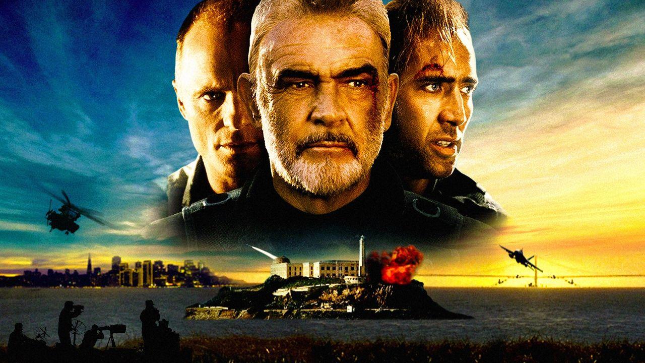 The Rock (1996) - Nicolas Cage, Ed Harris Movies.
