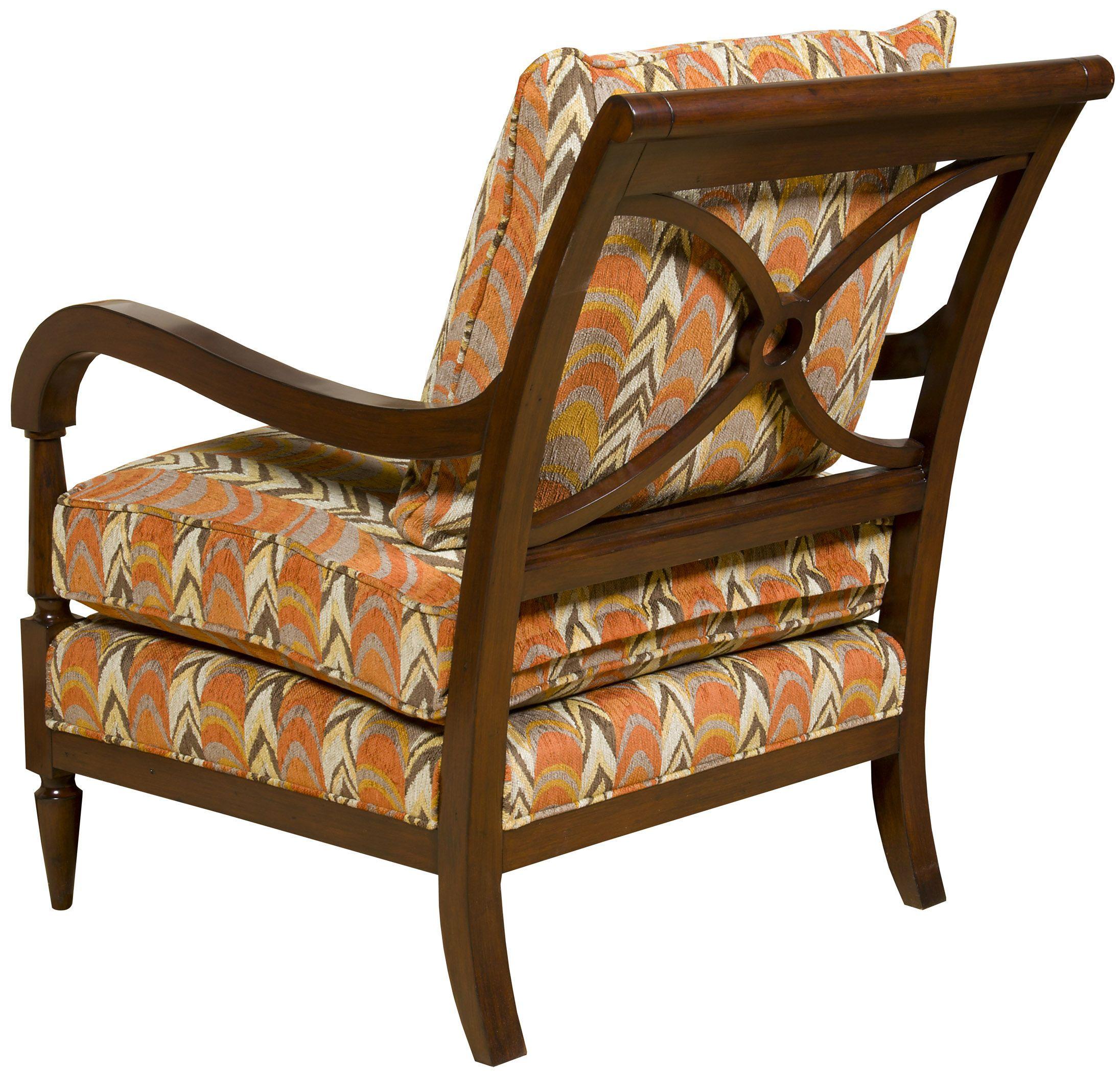 Vanguard Living Room Chair V321 CH   Vanguard Furniture   Conover, NC