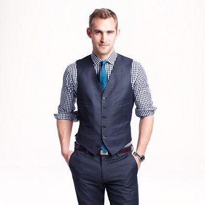 Colete. | Moda masculina | Pinterest | Wedding, Weddings and Wedding ...